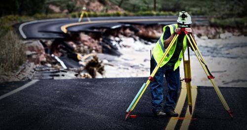 Colorado flood surveyor